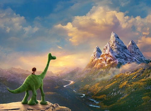 The Good Dinosaur Smyrna Movie Night