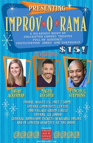 Smyrna Improv-O-Rama Fundraiser