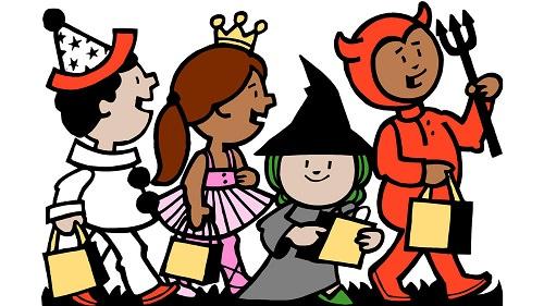 Smyrna Children Halloween Costume Parade