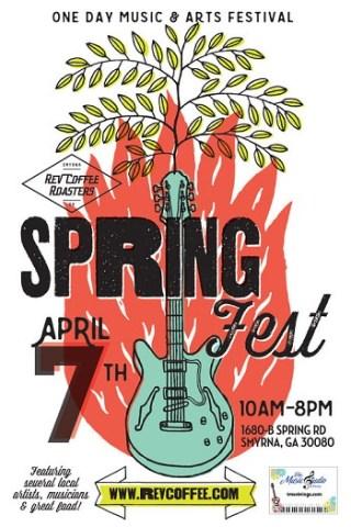 Rev Spring Fest 2018