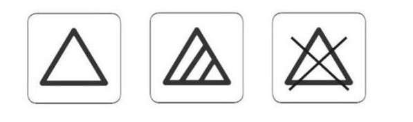 Символы стирки на одежде-советы