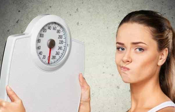 8 золотых правил похудения
