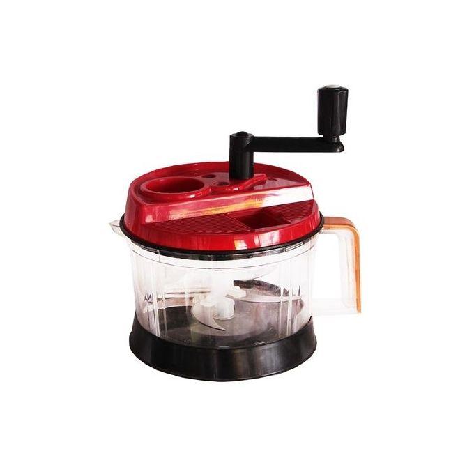 hachoir manuel coupe oignon coupe ail mini hachoir mixeur rouge