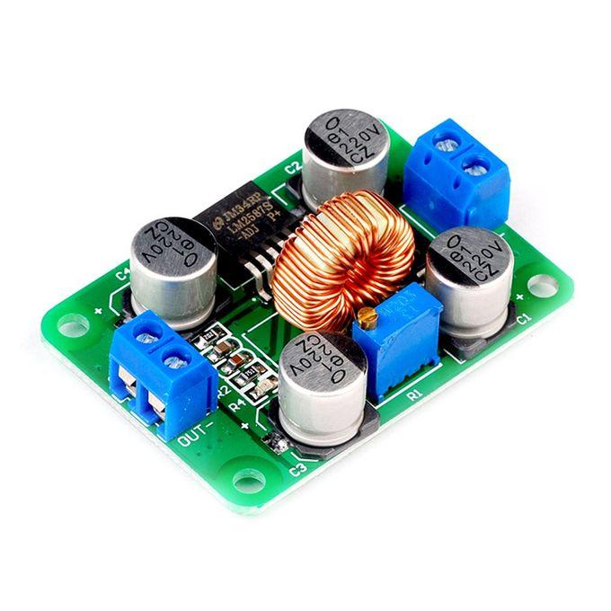 cb dc dc high power terminal boost module lm2587 boost module peak 5a