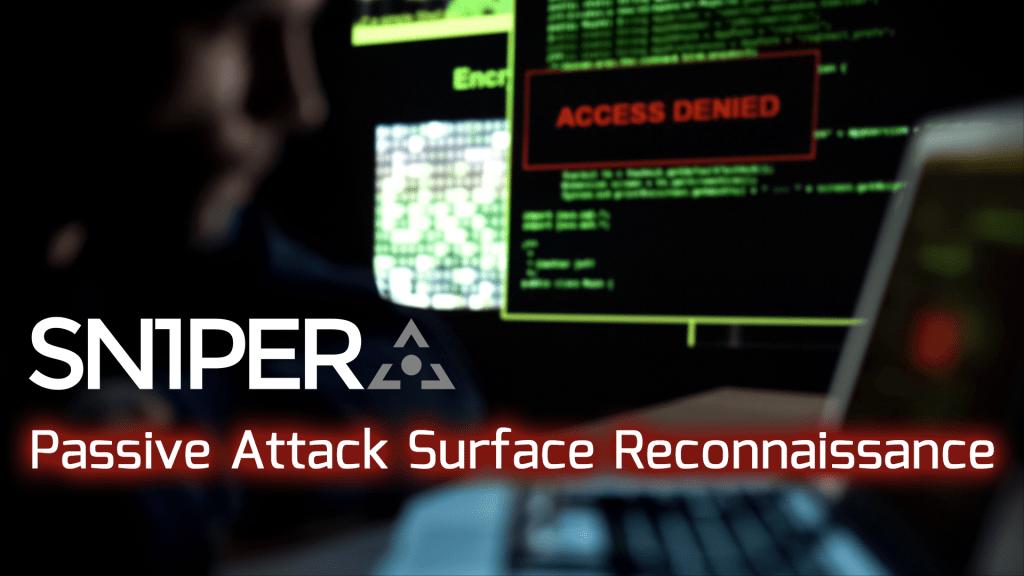 Passive Attack Surface Reconnaissance