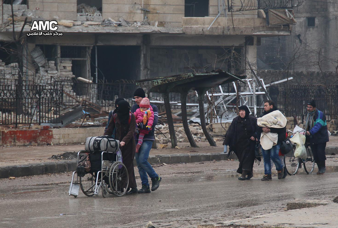 100 thousand civilians' fate is unknown