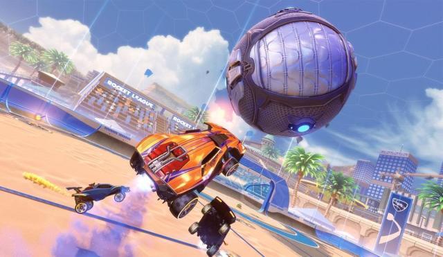Resultado de imagen para Rocket League