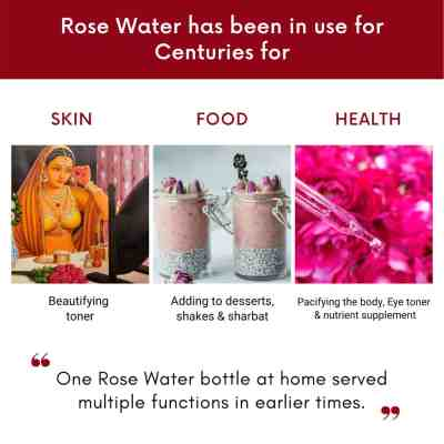 rose water food flavour