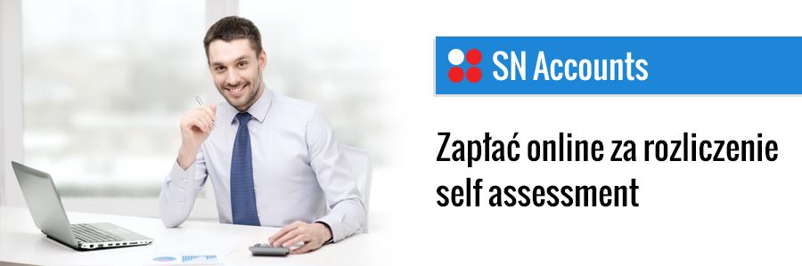 Jak zapłacić za podatek online za rozliczenie self assessment – SN Accounts – Księgowy w Coventry