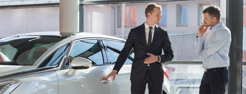Zakup samochodu osobowego do firmy – część 1