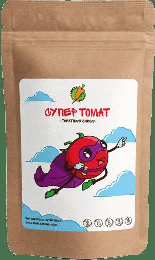 Чипсы томатные Супер томат - СНЕКИ №1