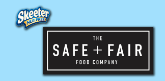 Skeeter Snacks Rebrands as Safe+Fair