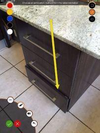 Add snag photo and description 4 markup