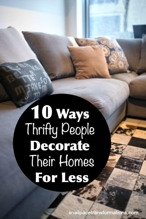 Thrift Coffee Table Makeover