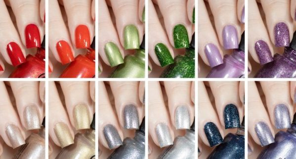 China Glaze - The Jollywood Collection