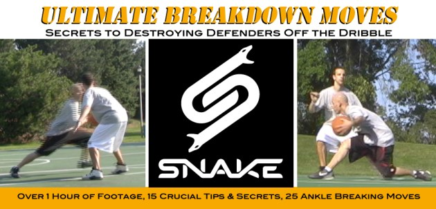 Ultimate Breakdown Moves - Secrets to Destroying Defenders Off the Dribble