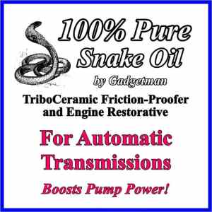 Snake Oil for Automatic Transmissions Product Card