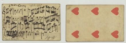 Leopoldo Cesare  Graziani (?). Concerto for Orchestra (Mus.3736-O-1). Extra horn part by Pisendel