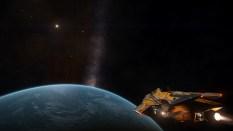First Earth-Like World
