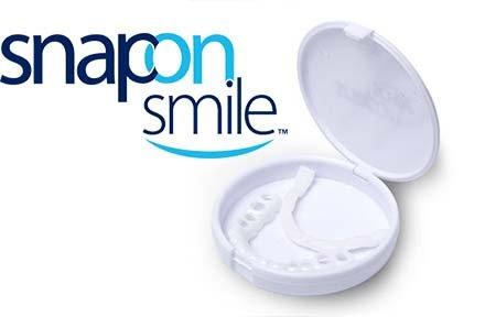 Универсальные съемные виниры Snap-On Smile