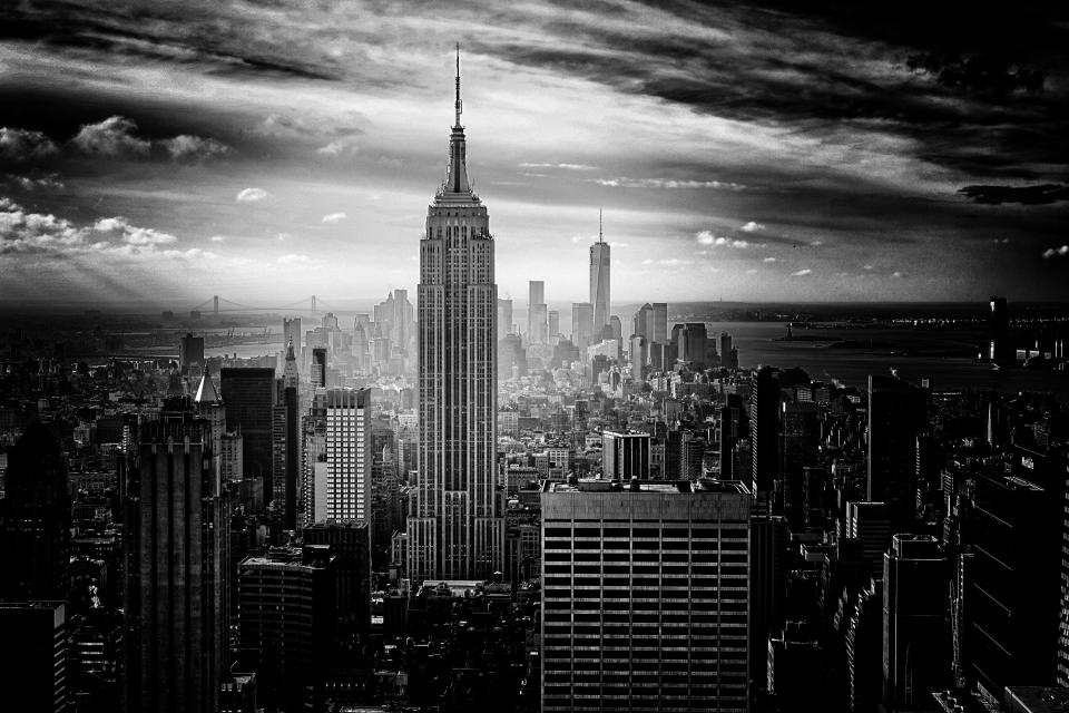 Empire State Building by: Mark Asthoff