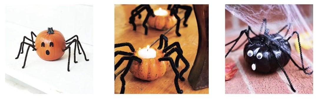 Velas araña