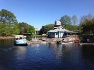Port Orleans Riverside Ferry