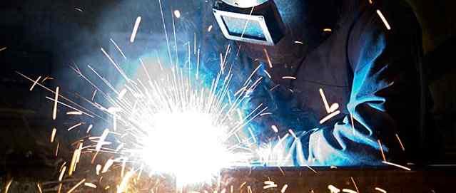 Anvil Fabrication Welding Training