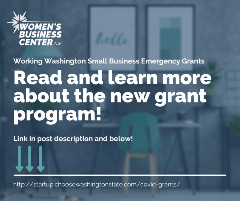 WA small business relief grant