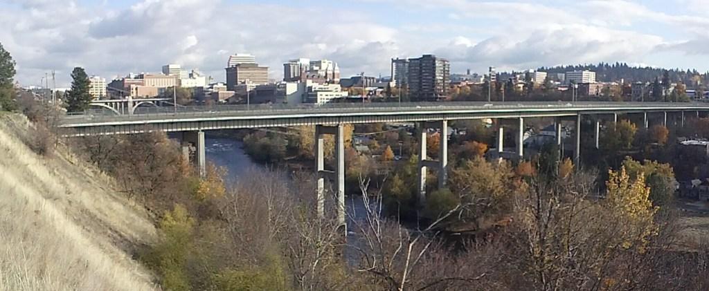 Maple Bridge Spokane, WA