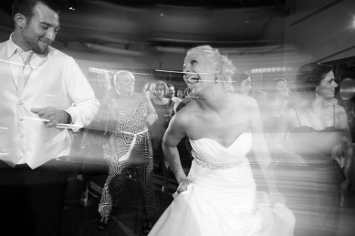 Amanda Saagman & Chad Johnstone dancing at Oak Pointe, Brighton Michigan