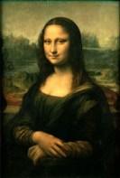 DaVinci's famous Mona Lisa