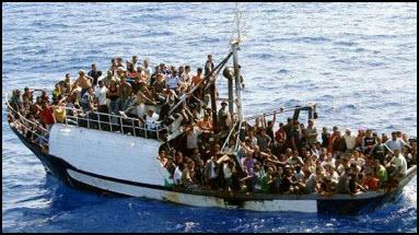 1-Australiska båtmigranter