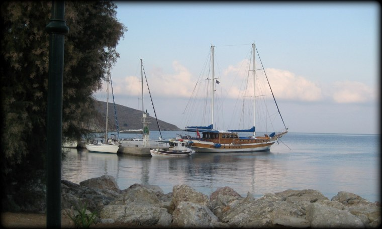 Hamnen Tilos - Kopia