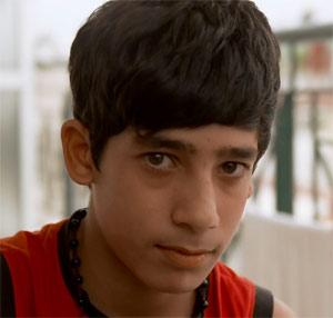 Abed 15 år