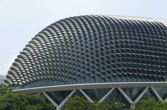 """""""The Durian"""", Singapore"""