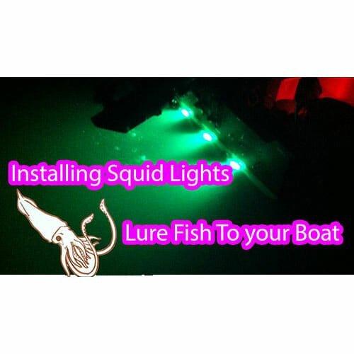 Squid Lights led, Fishing Led ,