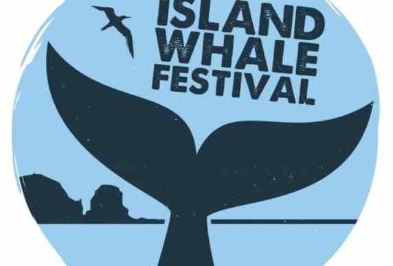 Phillip island whale watching festival logo
