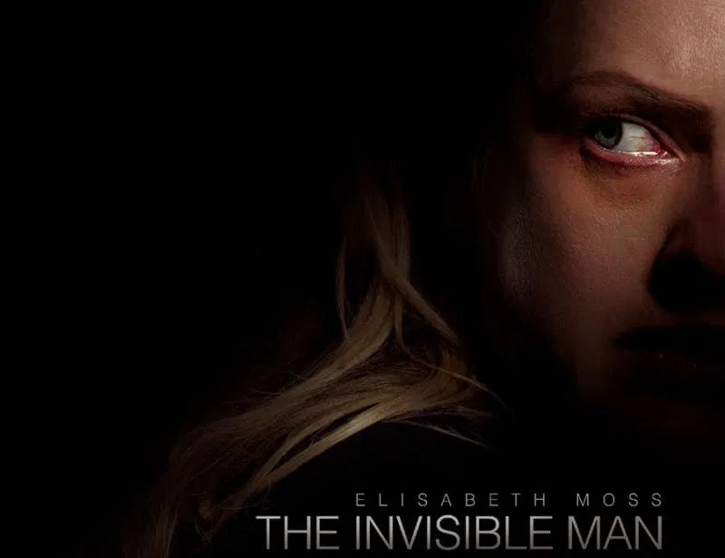 Image result for the invisible man 2020 movie poster