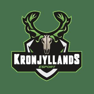 Kronjyllands Esport Logo mascot