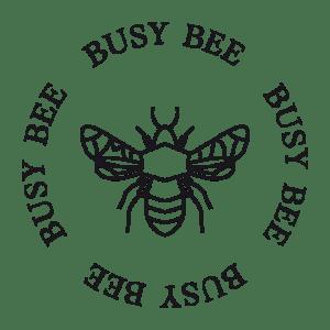 Logo til Methe Danefeldt Busy Bee