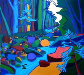 Follow the River Copyright 2015, Debra Bretton-Robinson