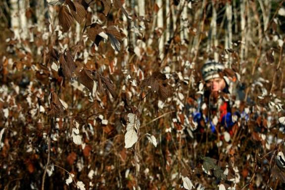 Jonathan i skogen