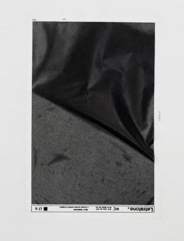 LT 6, 2015, FOIL, 42 X 29,7 CM