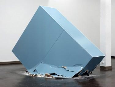 Strategie der Steine 3. 2007, Junger Westen, Kunsthalle Recklinghausen