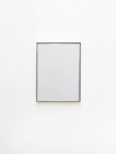 MIMMO (AL REVERSO) - 2017. Technique mixte, 45 x 34 cm