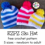 Free Pattern: Fantastic Ski Hat