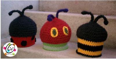 Free Pattern: Bugz Hat