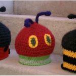 Pattern: Bugz Hat