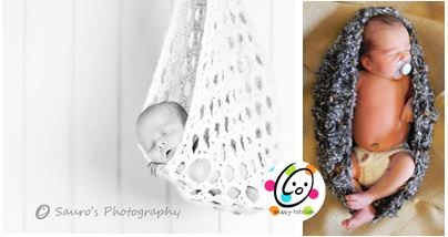 Free Pattern: Baby Prop and Bowl